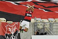 Rio de Janeiro (RJ), 08/05/2021 - Flamengo-Volta Redonda - Michael jogador do Flamengo comemora seu gol,durante partida contra o Volta Redonda,válida pelas semifinais do Campeonato Carioca 2021,realizada no Estádio Jornalista Mário Filho (Maracanã), na zona norte do Rio de Janeiro, neste sábado (08).