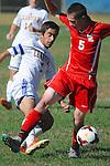 Gov Livingston at Cranford Soccer (JV)