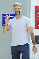 Jaime Camil Spotted Leaving The Gym In Hollywood