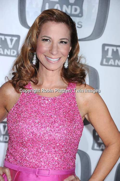 Jill Zarin attending The TV Land Awards 2011 .on April 10, 2011 at the Jacob Javits Center in New York City.