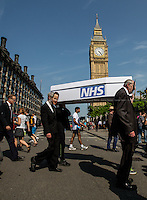 """05.07.2013 - """"CAMarathon"""" for the 65th Birthday of the NHS"""