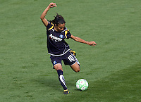 LA Sol's Marta. The LA Sol defeated the Washington Freedom 2-0 in the opening game of Womens Professional Soccer at Home Depot Center stadium on Sunday March 29, 2009.  .Photo by Michael Janosz