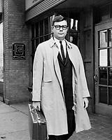 1964 FILE -<br /> Ford; Tom<br /> <br /> <br /> PHOTO :  McCaffrey, Gordon<br /> <br /> 1964<br /> <br /> PHOTO :  Gordon McCaffrey - Toronto Star Archives - AQP