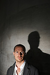 Photo: © Martin Beddall/ 2007..Portrait of Tom Rob Smith, first-time author of the thriller novel set in the Soviet Union, ' Child 44 ' who gained a $1M advance and the movie rights to the novel have been bought by the director Ridley Scott.