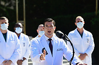 OCT 03 Dr. Sean Conley updates on Donald Trump
