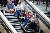 31.08.2015_Flüchtlige am Budapester Bahnhof