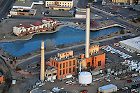 Downtown Pueblo power plant