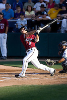 July 4, 2009: Yakima Bears infielder Brent Greer at-bat during a Northwest League game against the Everett AquaSox at Everett Memorial Stadium in Everett, Washington.