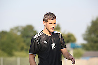 Lars Weingärtner (Waldalgesheim) - SV Alem. Waldalgesheim trifft in der 1. Runde des DFB-Pokal auf Bayer Leverkusen und spielt gegen Ingelheim den Saisonauftakt