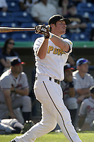 West Virginia Power Matt Gamel during the South Atlantic League All-Star game at Classic Park on June 20, 2006 in Eastlake, Ohio.  (Mike Janes/Four Seam Images)