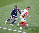 23.06.2021 Croatia v Scotland follow ups: Nathan Patterson and Borna Barisic