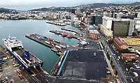 CentrePort in Wellington, New Zealand on Tuesday, 14 September 2021. Photo: Dave Lintott / lintottphoto.co.nz