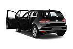 Car images of a 2015 Volkswagen GOLF e-Golf 5 Door Hatchback 2WD Doors