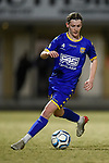 BRISBANE, AUSTRALIA - SEPTEMBER 12:  during the NPL Queensland Senior Mens Round 14 match between Eastern Suburbs FC and Capalaba FC at Heath Park on September 15, 2020 in Brisbane, Australia. (Photo by Patrick Kearney)