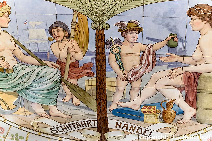Café Paris,Rathausstr. 4,  Hamburg - Altstadt, Deutschland, Europa<br /> Café Paris,Rathausstr. 4,  Hamburg - Altstadt, Germany, Europe