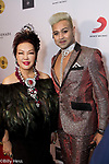 Celebrity Hair Stylist Mark De Alwis at Fashion Designer Sue Wong's Academy Gala