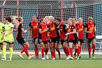 Western New York Flash vs Seattle Reign FC, July 9, 2016