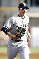 July 11, 2009:  Outfielder Jack Rye of the Tampa Yankees during a game at Dunedin Stadium in Dunedin, FL.  Tampa is the Florida State League High-A affiliate of the New York Yankees.  Photo By Mike Janes/Four Seam Images