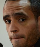 SÃO PAULO,SP, 23 julho 2013 -  Renato Augusto durante treino do Corinthians no CT Joaquim Grava na zona leste de Sao Paulo, onde o time se prepara  para para enfrenta o Sao Paulo pelo campeonato brasileiro . FOTO ALAN MORICI - BRAZIL FOTO PRESS