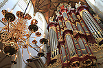 Pipe organ in the Grote Kerk (great church) in the town square, Haarlem, Netherlands .  John offers private photo tours in Denver, Boulder and throughout Colorado, USA.  Year-round. .  John offers private photo tours in Denver, Boulder and throughout Colorado. Year-round.