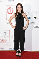 Jessica Barden<br /> at the 2017 Critic's Circle Film Awards held at the Mayfair Hotel, London.<br /> <br /> <br /> ©Ash Knotek  D3219  22/01/2017