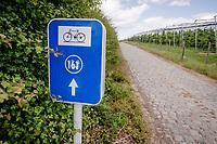Bergstraat (in St-Truiden)<br /> <br /> Limburg cycling hotspots<br /> Cycling In Flanders <br /> Flanders Tourist Board<br /> <br /> ©kramon