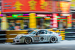Keng Fai Vong races the Macau GT Cup during the 61st Macau Grand Prix on November 16, 2014 at Macau street circuit in Macau, China. Photo by Aitor Alcalde / Power Sport Images