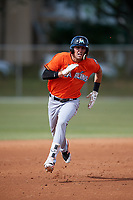 Miami Marlins Zach Sullivan (40) during a Minor League Spring Training Intrasquad game on March 27, 2018 at the Roger Dean Stadium Complex in Jupiter, Florida.  (Mike Janes/Four Seam Images)