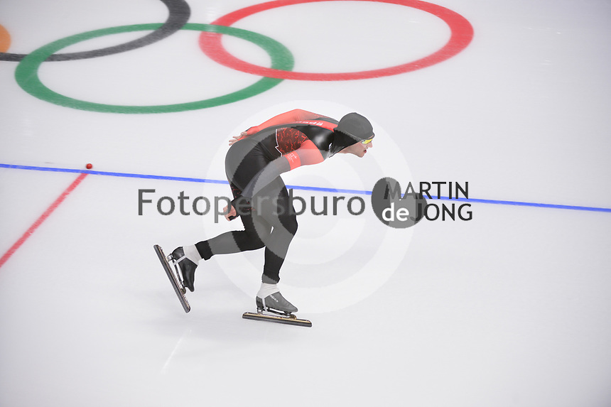 OLYMPIC GAMES: PYEONGCHANG: 13-02-2018, Gangneung Oval, Long Track, 1500m Men, ©photo Martin de Jong
