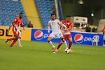 Al-Shabab (KSA) vs Al-Jazira (UAE) during the 2014 AFC Champions League Match Day 2 Group A match on 11 March 2014 at King Fahd International Stadium, Riyadh, Saudi Arabia. Photo by Stringer / Lagardere Sports