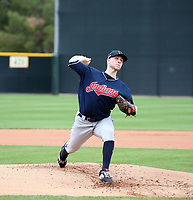 Shane McCarthy - Cleveland Indians 2020 spring training (Bill Mitchell)