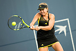 August 02, 2017: Kayla Day (USA) was defeated by Garbiñe Muguruza (ESP)  6-2, 6-0 at the Bank of the West Classic being played at the Taube Tennis Stadium in Stanford, California. ©Mal Taam/TennisClix/CSM