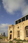 Israel, Tel Aviv, the Etzel museum at Charles Clore Park