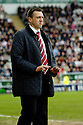 25/03/2006         Copyright Pic: James Stewart.File Name : sct_jspa15_falkirk_v_hearts.HEARTS CARETAKER MANAGER VALDAS IVANAUSKAS DURING THE GAME AGAINST FALKIRK.......Payments to :.James Stewart Photo Agency 19 Carronlea Drive, Falkirk. FK2 8DN      Vat Reg No. 607 6932 25.Office     : +44 (0)1324 570906     .Mobile   : +44 (0)7721 416997.Fax         : +44 (0)1324 570906.E-mail  :  jim@jspa.co.uk.If you require further information then contact Jim Stewart on any of the numbers above.........