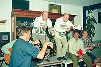 VOETBAL: HEERENVEEN: Rodion Camataru en De Ankers 1993, ©foto Martin de Jong