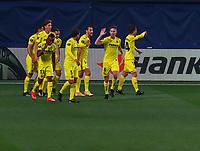2021.04.29 UEL Villarreal CF VS Arsenal