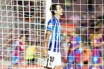 Real Sociedad's Mikel Oyarzabal during La Liga match. August 15, 2021. (ALTERPHOTOS/Acero)