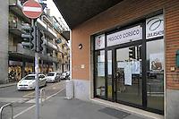 - Corsico, l'ex  bar-pizzeria di via sant'Adele sequestrato alle cosche locali di 'ndrangheta a norma della legge Rognoni-Latorre 109/96 per la confisca dei beni alla criminalità organizzata; attualmente sede dell'associazione Auser e della Pro Loco<br /> <br /> - Corsico, the former bar-pizzeria in sant'Adele street seized to local 'Ndrangheta clans under the law 109/96 Rognoni-Latorre for the confiscation of organized crime properties; now home for the Auser association and the local tourist board