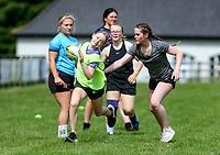Thursday 24th July 2021; Girls Youth Summer Camp held at Enniskillen RFC, Enniskillen, County Fermanagh, Northern Ireland. Photo by John Dickson/Dicksondigital