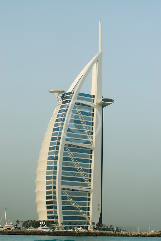 United Arab Emirates, Dubai, Burj Al Arab