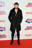 James Arthur<br /> at Capital's Jingle Bell Ball 2018 with Coca-Cola, O2 Arena, London<br /> <br /> ©Ash Knotek  D3465  08/12/2018