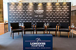Longines Hong Kong Masters official press conference at the Happy Valley Racetrack on February 02, 2016 in Hong Kong.  Photo by Victor Fraile / Power Sport Images