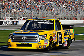 2017 NASCAR Camping World Truck Series - Active Pest Control 200<br /> Atlanta Motor Speedway, Hampton, GA USA<br /> Saturday 4 March 2017<br /> Cody Coughlin<br /> World Copyright: Rusty Jarrett/LAT Images<br /> ref: Digital Image 17ATL1rj_1978