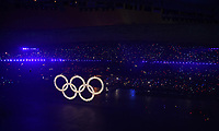 Aug 08, 2008, Beijing, China, The Opening Ceremony of the Beijing 2008 Olympic Games at the National Stadium, known as Bird's Nest.<br /> Cerimonia d'apertura delle Olimpiadi di Pechino 2008<br /> CSPA/Insidefoto