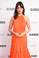 Lilah Parsons<br /> arrives for the Glamour Women of the Year Awards 2016, Berkley Square, London.<br /> <br /> <br /> ©Ash Knotek  D3130  07/06/2016
