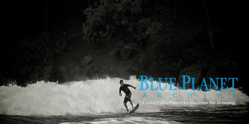 A surfer at Mirissa, Sri Lanka MR