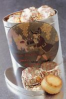 Europe/France/Picardie/80/Somme/Amiens: Macarons à l'amande amère de Jean Trogneux 1 rue Delambre