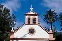 Spanien, Kanarische Inseln, Gomera, Valle Gran Rey, Ermita de los Reyes