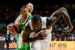 Real Madrid's player Othello Hunter during match of Turkish Airlines Euroleague at Barclaycard Center in Madrid. November 24, Spain. 2016. (ALTERPHOTOS/BorjaB.Hojas)