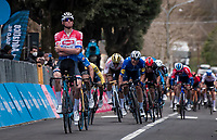 Mathieu Van der Poel (NED/Alpecin-Fenix) wins (the longest) stage 3 from Monticiano to Gualdo Tadino (219km)<br /> <br /> 56th Tirreno-Adriatico 2021 (2.UWT) <br /> <br /> ©kramon